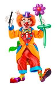 clown float